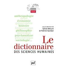 Dictionnaire des sciences humaines (Le)*