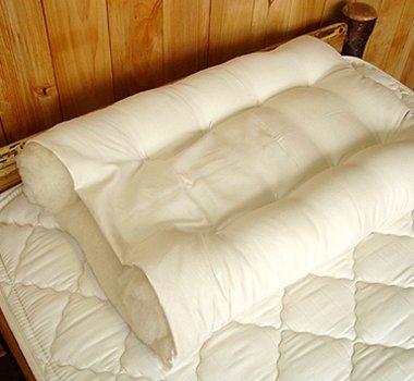 Holy Lamb Organics Orthopedic Neck Pillow