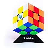 Cubelelo Gans 356 R 3x3 Stickerless Speed Cube Puzzle Magic Cube Puzzle Toy