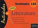 Littérature Tle L/ES
