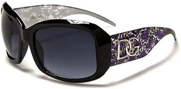 e87c1de222 Fashion Eyewear Womens Ladies Stylish Oversized Square Fashion Sunglasses  DG35974