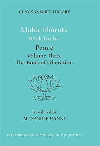Mahabharata Book Twelve (Volume 3): Peace: