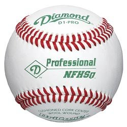 D1-Pro NFHS Baseball - Set of 12