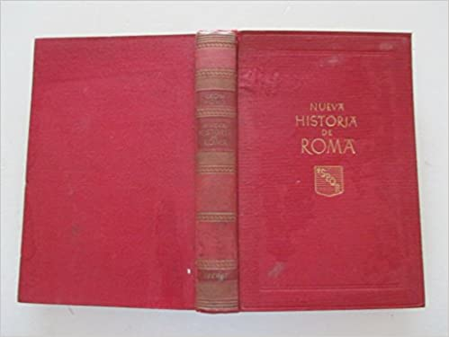 NUEVA HISTORIA DE ROMA: Amazon.es: HOMO, Leon: Libros