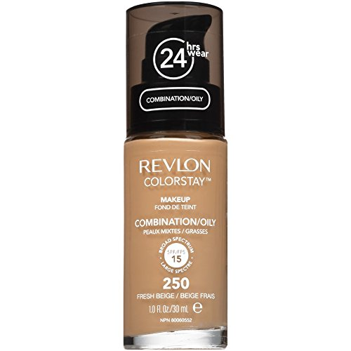 Revlon ColorStay Liquid Makeup for Combination/Oily, Fresh Beige