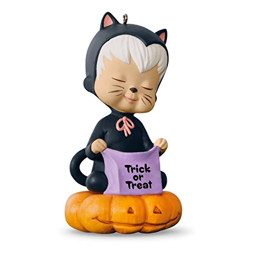 Hallmark Keepsake Halloween Ornament Trick or Treat Mary's Angel