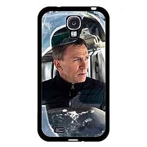 Famous Film Spectre 007 James Bond Funda,007 Spectre Funda Black Hard Plastic Case Cover For Samsung Galaxy S4