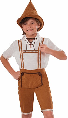 Forum Hansel Costume, One Color, Small (Fairy Tales Costumes For Boys)