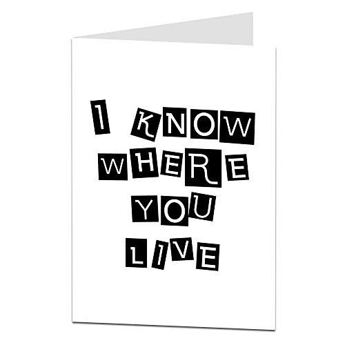 New Home Card Funny Congratulations Moving House Warming