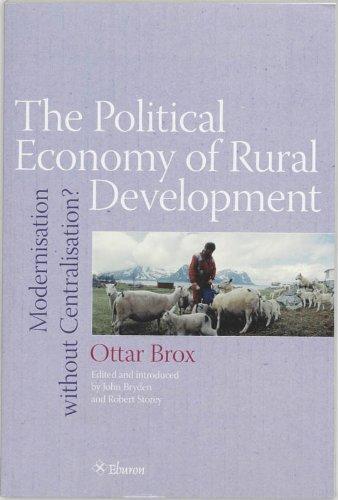 The Political Economy of Rural Development: Modernization without Centralization? pdf epub
