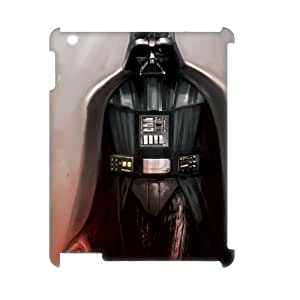Ipad 2,3,4 3D Customized Phone Back Case with Star War Image