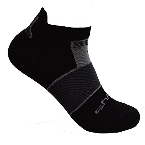 (Skivys Tab Top No Show Socks with Blister Guard for Running, Cycling, Hiking, Walking Socks Improve your)