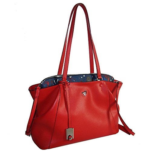 Guidi In Pelle Donna Leather Piero 210311082 Shopper Borsa 74 Mc Rossa gwPBpdqnp