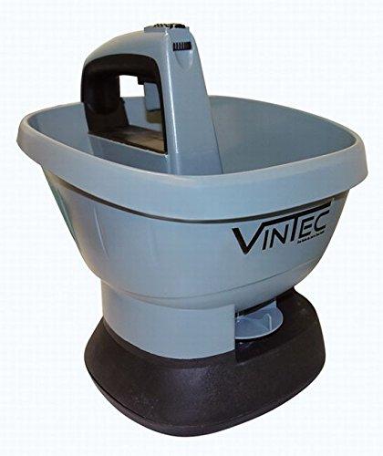 VINTEC VT1800 Universal Handstreuer für Saatgut Dünger Streusalz Streuer NEU