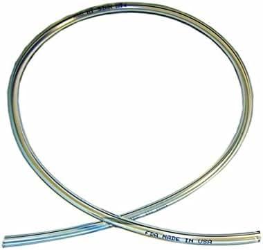 ATP Vinyl-Flex PVC Food Grade Plastic Tubing, Clear, 5/8