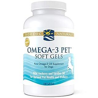 Nordic Naturals Omega 3 Pet, 180 Count