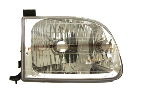 (Genuine Toyota Parts 81110-0C010 Passenger Side Headlight Assembly Composite)