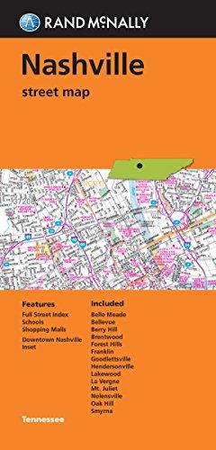 Folded Map: Nashville Street ()