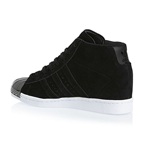 Ofensa cómo utilizar Premisa  Adidas Originals Superstar Up Metal Toe Shoes - Core Black/core  Black/White- Buy Online in India at desertcart.in. ProductId : 129293403.