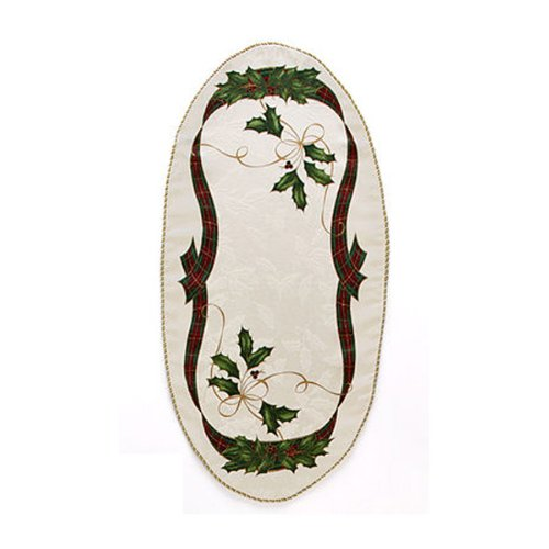 Lenox Holiday Christmas Nouveau Christmas Centerpiece 30