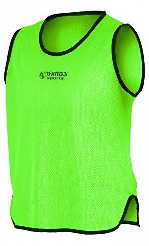 RHINOS sports Trainingsleibchen, Markierungshemd grün 152