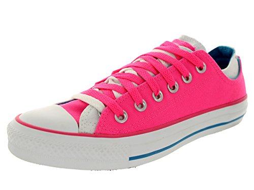 Converse Unisex Chuck Taylor Dbl Upper Ox Pink/Blue Casual