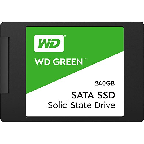 Western Digital 240GB Green 2.5-Inch Internal by Western Digital