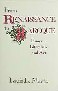 convergences essays on art and literature