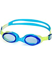 Tusscle Swimming Goggles, Anti Fog Swim Goggles UV Protection Soft Silicone No Leaking Watertight design for more Comfortable in Swimming
