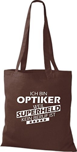 Cloth I'm Weil Super Any Trade Is Bag Brown Heroes Shirtstown Optiker fnqHdxda