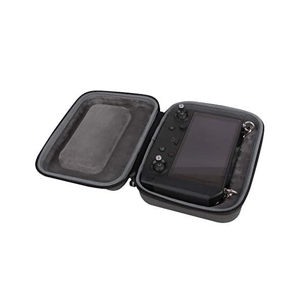 Custodia da trasporto portatile rigida per RC GearPro per DJI Mavic 2 Pro/Zoom con accessori Smart Screen Controller 5 spesavip