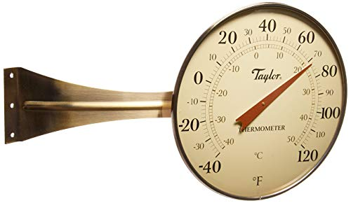 Taylor 480BZN Heritage Collection Dial Thermometer (8.5