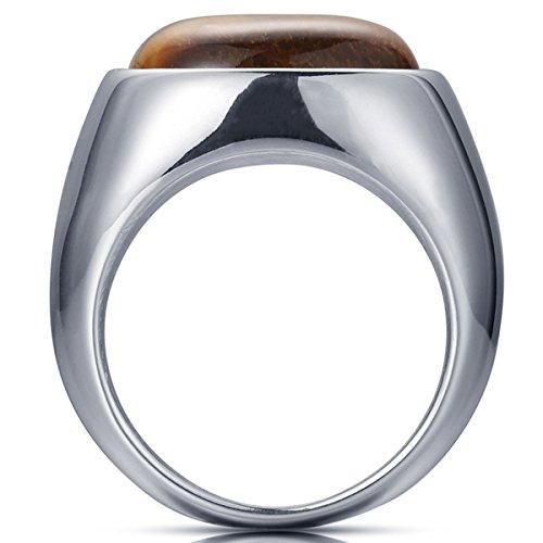 Buy natural ring men