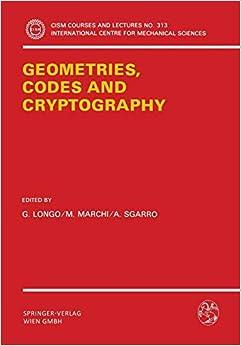 Utorrent Descargar Pc Geometries, Codes And Cryptography Libro Epub