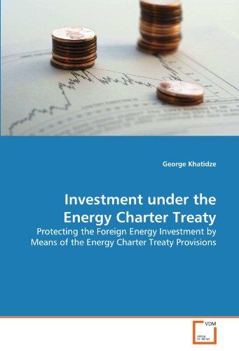 energy charter treaty - 8