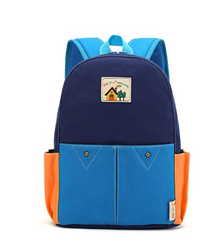 VERCART Schoolbag Pupils Shoulders Bag Kids School Backpack for Children (Calpak Rolling Backpacks)