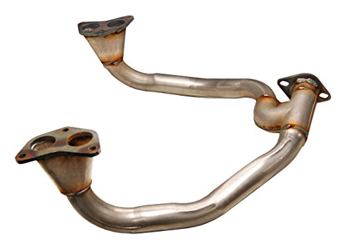 03 forester exhaust system - 2