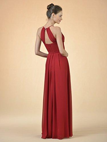 Alicepub Maxi Long Dress A Chiffon Dress Lavender Evening Plus Party Line Bridesmaid Gown F4Fqg