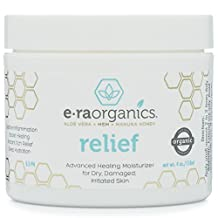 Psoriasis & Eczema Cream 4oz Advanced Healing Non-Greasy Treatment for Dermatitis, Dry, Itchy Skin