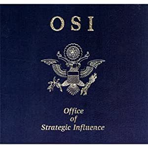 Office of Strategic Influence by Osi (2010) Audio CD