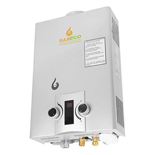 Calentador De Agua Boiler De Paso Tipo Instantaneo Gas Natural