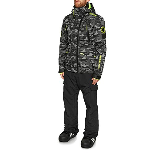 Ultimate Salvataggio Superdry Contrast Neve Camo Giacca 7wnHBdHq