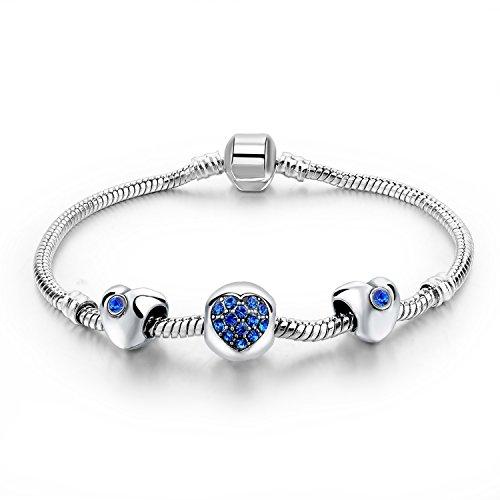 Long Way Handmade Crystal Bracelet