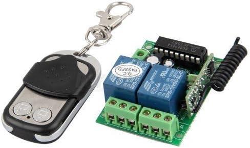 Transmitter ED Universal Gate Garage Opener Remote Control