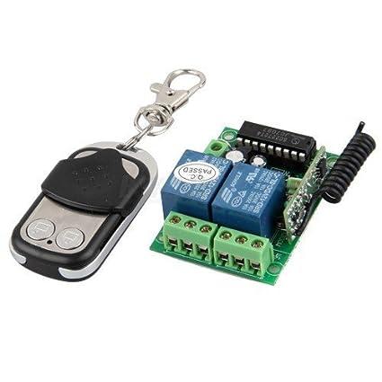 Universal Gate Garage Door Opener Remote Control Transmitter Syk01