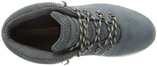 Helly Hansen Jaythen X, Zapatillas de Deporte Hombre Gris (Rock / Ebony / Dusky Citr)