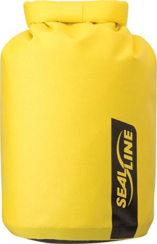 (SealLine Baja Dry Bag, Yellow, 5-Liter)