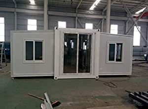 Weizhengheng Expandable Container House with fire resistance property