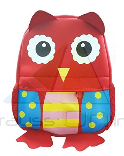 Cute Owl Diakakis 30X22X10 000579318 Backpack Multicolored Backpack 000579318 Diakakis Must wSpx88qAY