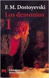 Los demonios, 1 (El Libro De Bolsillo - Literatura